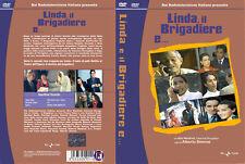 """COFANETTO 2 DVD 3^ STAGIONE INEDITA """"LINDA ,IL BRIGADIERE E,,,"""" 2000 N.MANFREDI"""