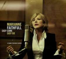 Easy Come Easy Go - Marianne Faithfull CD NAIVE