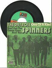 """The Detroit Spinners, One of a kind, G/VG, 7"""" Single, 1414"""