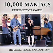 10000 MANIACS - IN THE CITY OF ANGELS [CD]