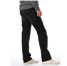 NWT MENS LEVIS 505 REGULAR FIT 29 x 32 STRAIGHT LEG JEANS 1327 #1371