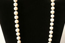 Handmade Knotted Freshwater Pearl Necklace (by Shiny Happy Designs)