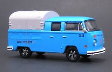Greenlight 1975 VW Double Cab Doka Pick Up Truck with Canopy