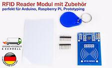RFID Reader Module RC522 Mifare IC Cards für Arduino Raspberry Pi Prototyping