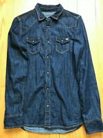 DIESEL Brand Denim Shirt