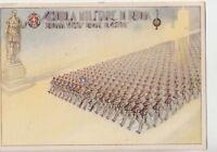 ITALIA FASCISMO PROPAGANDA SCUOLA MILITARE DI ROMA
