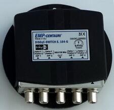 DiSEqC-Schalter 4/1 EMP Centauri  Profi Class SAT Umschalter Switch LNB 4K HD 3D