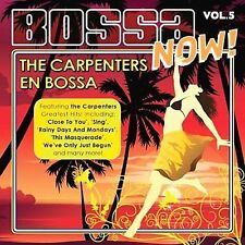Bossa Now! Vol. 5 (CD, Jan-2008, NuGroove Records) NEW