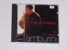 Marco Tamburini-Trip of emotion-CD