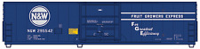 Walthers # 2002 50' Insulated Boxcar NORFOLK & WESTERN   FGE # 295542 HO MIB