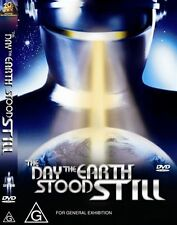 The Day The Earth Stood Still (DVD, 2003) Brand New.