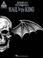 AVENGED SEVENFOLD HAIL TO THE KING GUITAR TAB SONG BOOK NEW