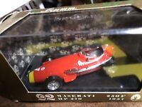 Brumm 1/43 Scale Metal Model - R92 MASERATI 230F HP270 1957 RED