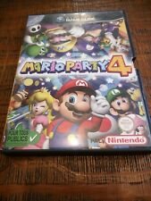 Jeu Nintendo Gamecube Mario Party 4 Fra