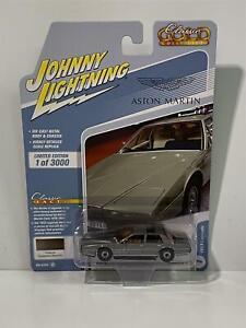 1983 Lagonda Gunmetal Metallic 1:64 Johnny Lightning JLCG024B