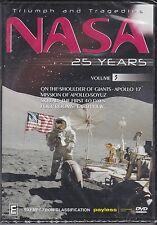 NASA 25 YEARS - VOLUME 3 - APOLLO-SOYUZ - SKYLAB - DVD