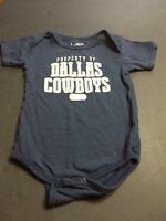 Infant Baby 12 Months One piece Nfl Football  EUC Cowboys Playoffs Euc Texas MVP