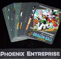 DRAGON BALL Z DBZ VISUAL ADVENTURE PART 95 CARD CARTE A L'UNITE/CHOOSE FROM LIST