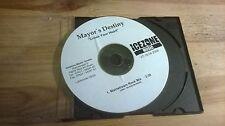 CD Pop Mayor's Destiny-Cross Your Heart (1 Song) MCD icezone Disc Only