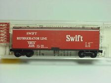 ~ MTL- 49400 ~ SWIFT REEFER LINE ~ 40' WOOD ICE REEFER ~