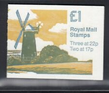 Great Britain Jack & Jill Mills, Clayton Sussex Mnh booklet