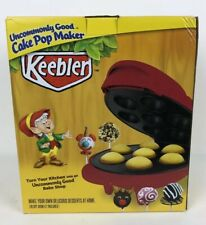 Keebler Cake Pop Maker Non-Stick Baking Tray With Recipe Booklet NEW