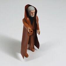 Star Wars Obi Wan Action Figure Gray Hair Version w/ cape - 1977 First 12