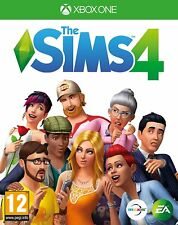 The Sims 4 (PlayStation 4, 2012)