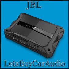 JBL GTR-104 COMPACT SIZE 4 CHANNEL 1500 WATT BLUETOOTH FULL RANGE CAR AMPLIFIER