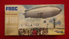 FROG - R-100 Airship - Model Kit # F128 - 1/500 - RARE - Vintage - Hard to Find