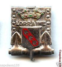 MARINE. Batiment de Ligne LORRAINE en Argent.  Fab. DOM
