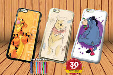 Disney Winnie the Pooh Tigger Eeyore Case For iPhone Samsung And Huawei