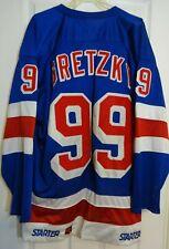 New York Rangers Wayne Gretzky 1998-1999 Season Starter Jersey Size 54