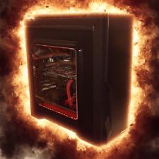 Firestorm Custom Gaming PC - i7-7700, 16GB, 250GB SSD + 2TB, Custom Built