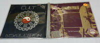 2 - 45rpm The Cult Double Pack She Sells Sanctuary Revolution In Sleeve