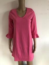 Vero Moda - cooles Sweatkleid Kleid in rosa - Gr 36 S  2712D
