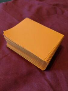 99 Orange Dragon Shield Sleeves Matte, Commander-friendly