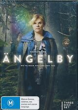 Angelby Season One 1 DVD NEW Region 4 PAL Vera