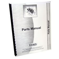 Caterpillar D3B Crawler Parts Manual