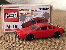Tomica Lotus Esprit Red Rare Tomy Pocket Cars