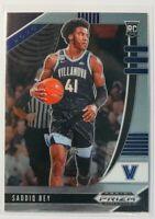 2020-21 Panini Prizm Draft Picks Saddiq Bey Rookie #59 Detroit Pistons RC