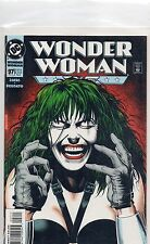 WONDER WOMAN # 97 Joker Face Cover Direct Edition