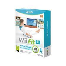Wii Fit u Podometro digital verde Nintendo WiiU 045496331283