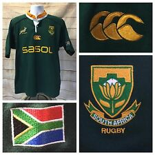 Canterbury CCC South Africa SA Springboks Rugby Jersey Canterbury XL