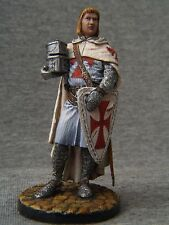 Shcherbakov-HQModels St. Petersburg: Knight Templar. Elite tin soldiers 54 mm