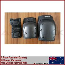 New Skate Protection 6pc/set- Knee Pads Wrist Brace Guards Elbow Pads Skating