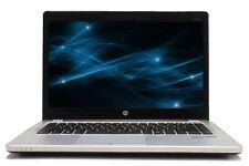 "C Grade HP EliteBook Folio 9470m 14"" Intel i7 8 GB RAM 500 GB HDD Win 10 Laptop"
