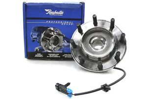 NEW Raybestos Wheel Bearing & Hub Assembly Front 715088 Silverado Sierra 2001-06