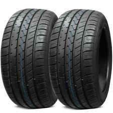 2 New Lionhart LH-FIVE 245/35ZR20 95W XL All Season Ultra High Performance Tires