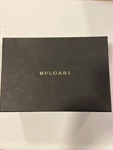 Bvlgari Bulgari Watch Box Inner And Outer Boxes (SB0298)